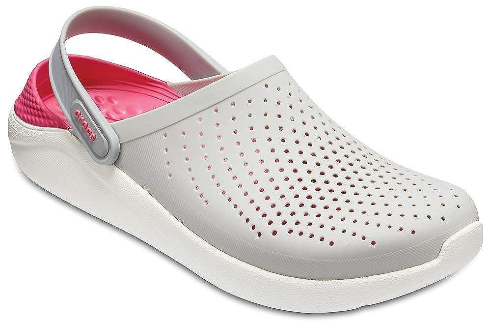 Blanc (Pearl blanc blanc) Crocs Crocs Crocs Literide Clog, Basses Femme a31