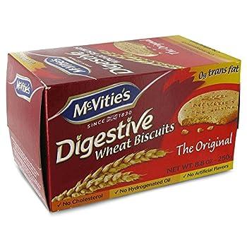 McVities Digestives - No Chocolate 250g
