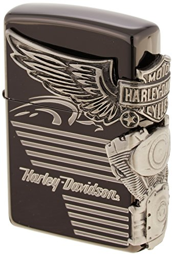 Zippo Harley-davidson Hdp-25 for sale  Delivered anywhere in USA