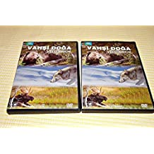 Vahsi Doga (2008) Yellowstone / The Wilds / DVD Bundle Disc 1-2 / 3 Episodes / BBC Earth Documentary / ENGLISH Audio / Turkish Subtitles