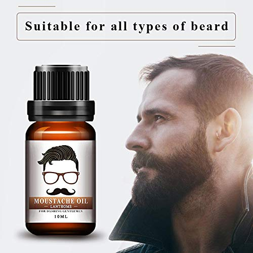 Balm Free Wooden Beard Comb Beautiful And Charming Aftershave & Pre-shave Hair Care & Styling Tireless Hand Crafted Caveman® Beard Oil Set Kit Beard Oil