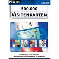 500.000 Visitenkarten