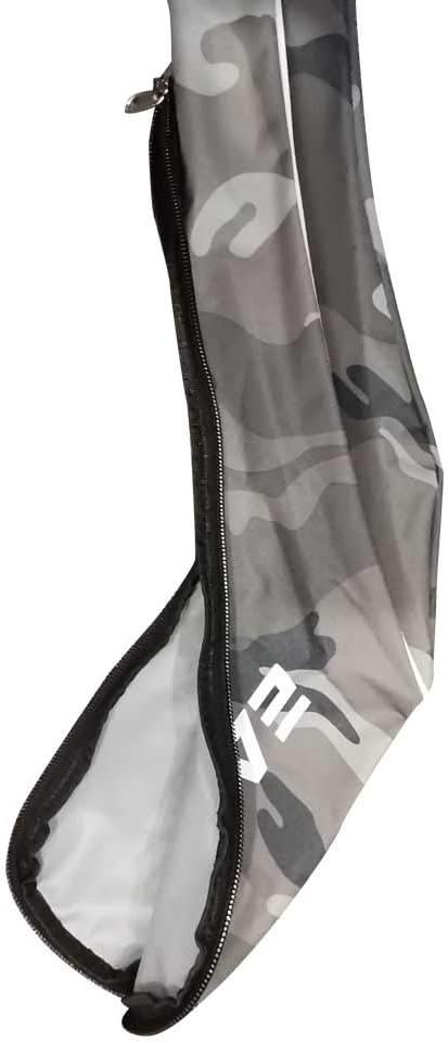 EALER HB200 One Shoulder Hockey Stick Bag Black Light Waterproof for Hockey Stick Adjustable Ice Hockey Equipment : Sports & Outdoors