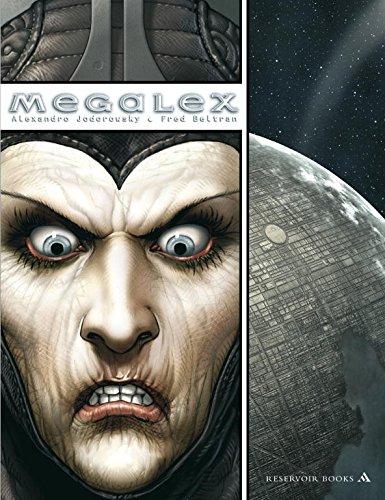 Megalex (RESERVOIR GRÁFICA) Tapa dura – 12 nov 2010 Alejandro/Beltran Fred Jodorowsky Ernest Riera Arbussa ERNEST; RIERA ARBUSSA