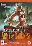 Army Of Darkness - The Evil Dead 3 [DVD] [1993]