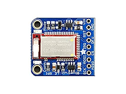 Amazon com: Adafruit Bluefruit LE SPI Friend - Bluetooth Low Energy