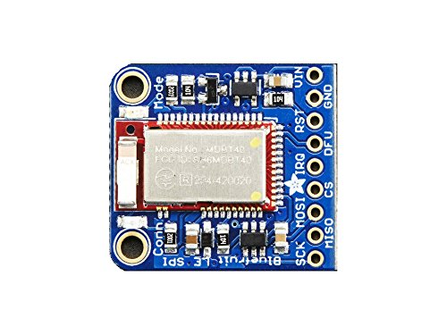 Adafruit Bluefruit LE SPI Friend - Bluetooth Low Energy (BLE) by Adafruit