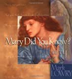 Mary Did You Know? (Book & CD)
