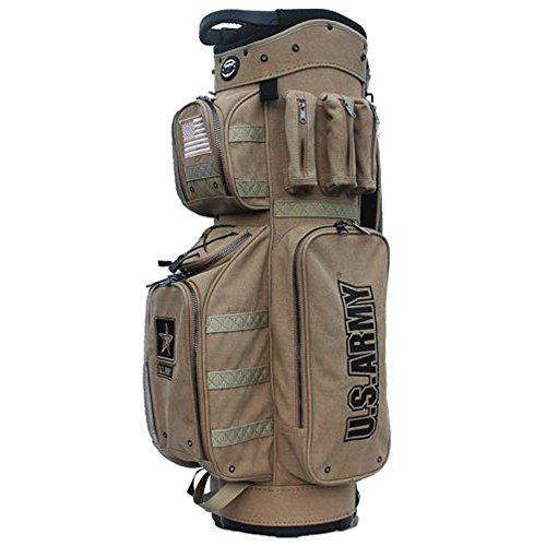 Bolsa de carrito de servicio activo de golf Hot-Z Army