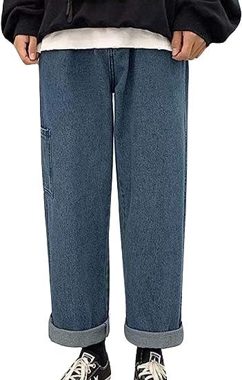 [ネルロッソ] ロングパンツ メンズ デニム ジーンズ ゆったり ボトムス ワイド ズボン チノパン 大きいサイズ 正規品 cmy24468