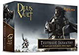 Deus Vult: Teutonic Infantry by FIREFORGE GAMES