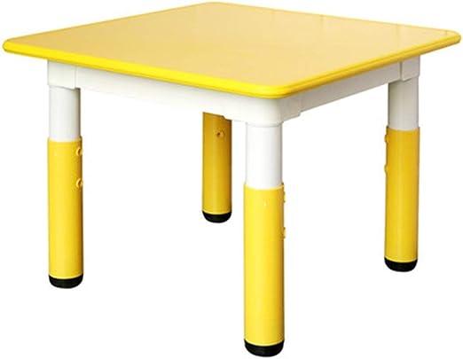 Mesa de plástico para niños Childrens Kids Nursery mesa de juegos ...