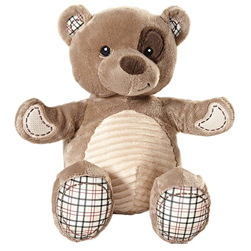 Cinch by dexbaby Plush Sleep Aid Womb Sound Soother - Teddy Bear ()