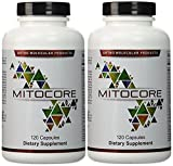 Cheap Ortho Molecular Products, Mitocore, 120 Capsules (Pack of 2 bottles)