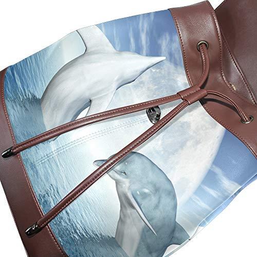 Taille Sac pour main femme multicolore DragonSwordlinsu dos à unique porté au OpwCBpSq7