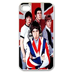JenneySt Phone CasePopular Music Band -The Who For Iphone 4 4S case cover -CASE-8
