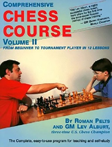 Comprehensive Chess Course, Vol. 2: From Beginner to Tournament Player in 12 Lessons Chess Training Pocket Book