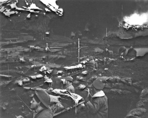 new-8x10-photo-japanese-attack-on-dutch-harbor-1942
