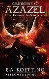 The Grimoire of Azazel (Nine Demonic Gatekeepers)