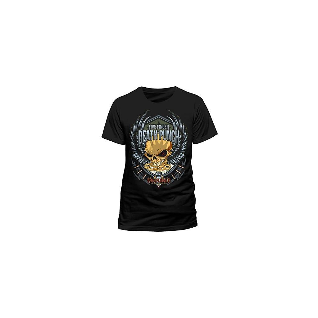 Five Finger Death Punch – Camiseta