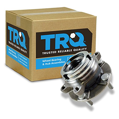- TRQ Front Wheel Hub & Bearing for Nissan Maxima Altima 3.5L V6 w/ABS
