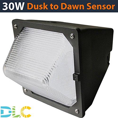 100 Watt Metal Halide Wall Pack Flood Light Fixture - 8