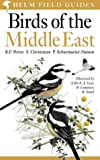 img - for Birds of the Middle East (Helm Field Guides) book / textbook / text book
