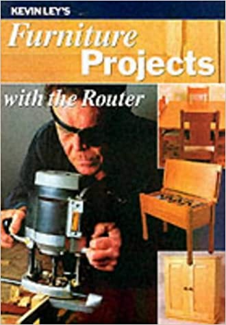 Furniture Projects with the Router