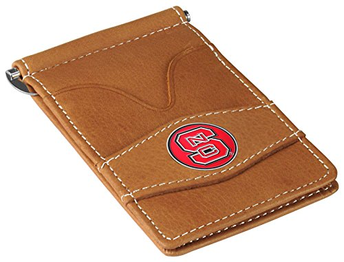 - NCAA North Carolina State Wolfpack - Players Wallet - Tan