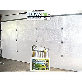 Reach barrier 3009 garage door insulation kit garage for 14 foot tall garage door