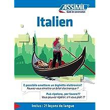 Italien (Guide de conversation français) (French Edition)
