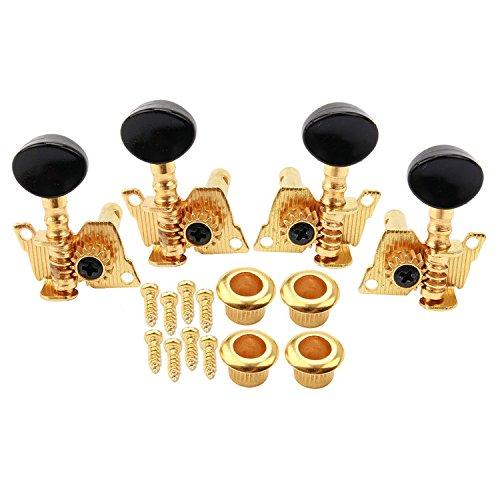 4pcs 2L2R Guitar Tuning Pegs Machine Heads Tuners - 1