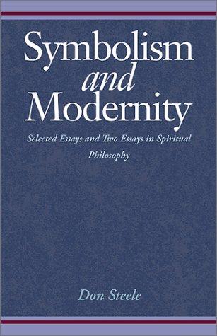 Download Symbolism and Modernity pdf