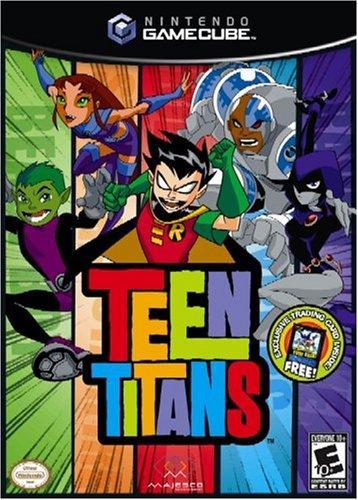 Amazon.com: Teen Titans - PlayStation 2: Artist Not Provided ...