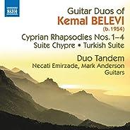 Guitar Duos of Kemal Belevi