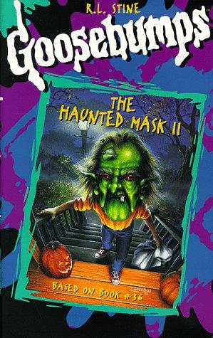 Goosebumps - Haunted Mask 2 [VHS]