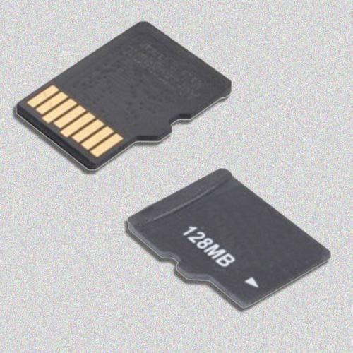 128MB microSDメモリーカード TFカード + アダプター。 100 * 128MB WLY-1 B07GTFZQMG  100*128MB