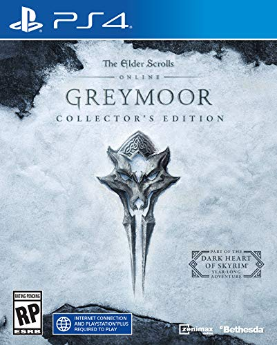 The Elder Scrolls Online: Greymoor Physical Collector's Edition Upgrade - PlayStation 4