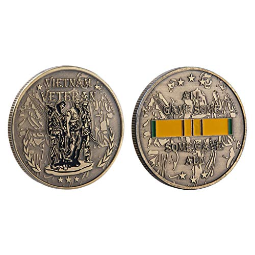 Coins for Kids, US Commemorative Coin Marine Corps Military Metal Badge Collection Coins from Vaeiner