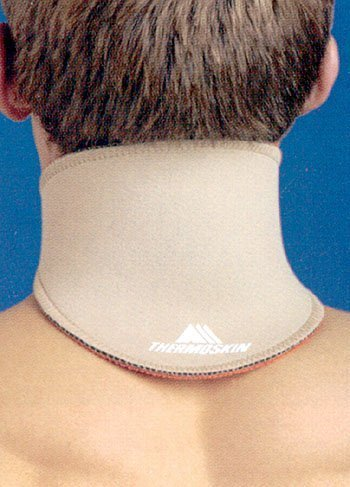 Thermoskin Neck Wrap, Beige, XX-Large by Thermoskin (Wrap Neck Thermoskin)