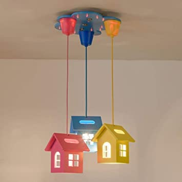 Accesorios Para Lámparas De Iluminación Para Niños, Lámpara De Techo De Dormitorio Creativo Para Niños