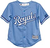 Kansas City Royals Light Blue Alternate Infant, Toddler and Child MLB Jerseys