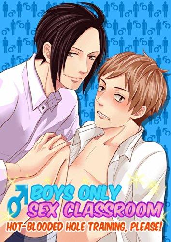 Yaoi boys sex