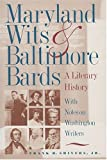 Maryland Wits and Baltimore Bards, Frank R. Shivers, 0801858100