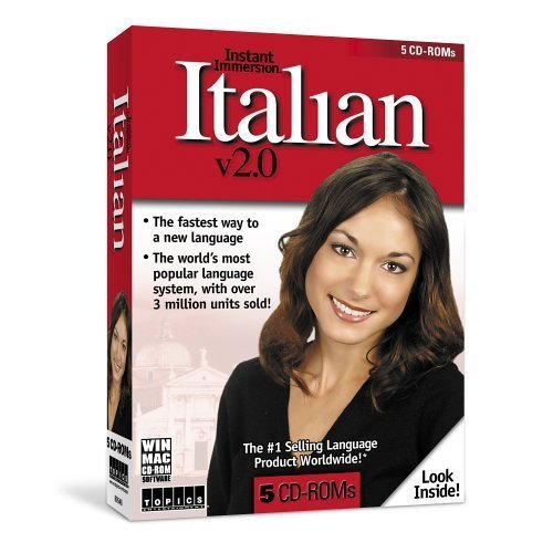 Instant Immersion Italian v2.0 [Old Version]