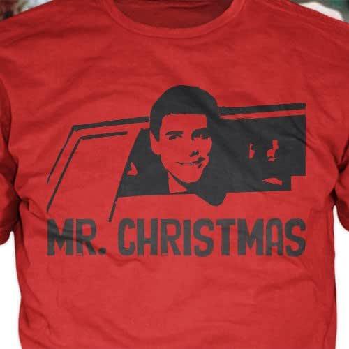 : Funny Christmas T Shirt Dumb and Dumber Mr
