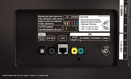 Lg Electronics 55uh7700 55-inch 4k Ultra Hd Smart Led Tv  2016 Model