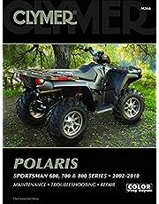 Polaris Sportsman 600, 700, & 800 Series 2002-2010
