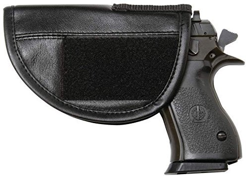 Embassy Solid Genuine Leather Handgun Holster by Embassy