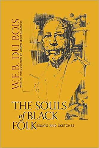 essay on souls of black folk